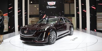 Check Out The 2020 Cadillac CT5 Order Guide Right Here