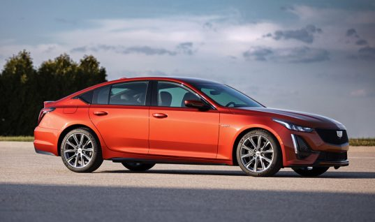 How The Cadillac CT5-V Stacks Up To The Competition