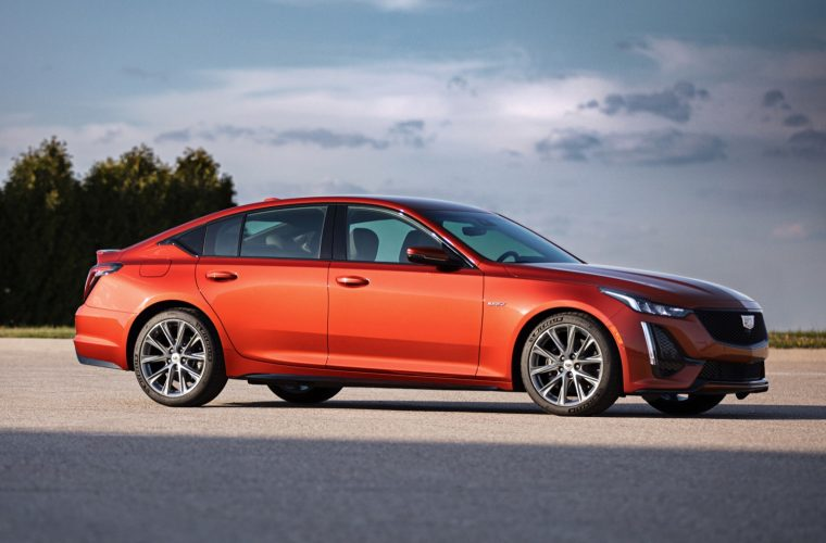 Opinion: Cadillac Should Go Racing With The CT4 And CT5