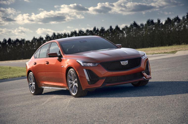 All-New 2020 Cadillac CT5-V Revealed In Detroit