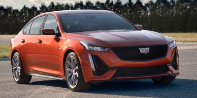 Orange Color To Join Cadillac CT5 Lineup Later This Year