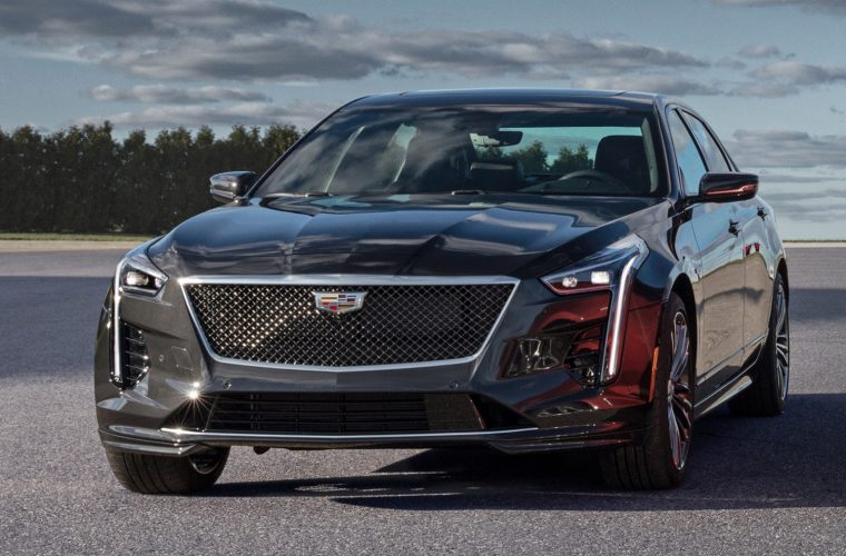 Facelifted Cadillac CT6 vs. 2016-2018 Cadillac CT6: Visual Comparison