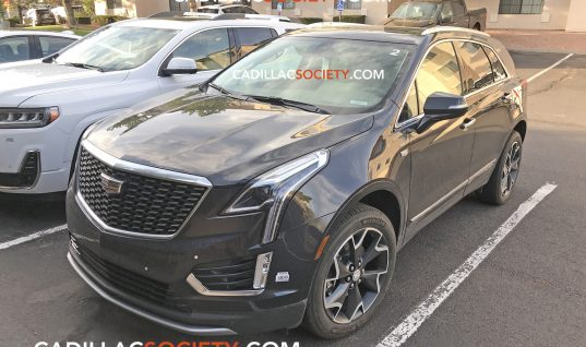2020 Cadillac XT5 Refresh To Add Turbo-Charged 2.0L Engine