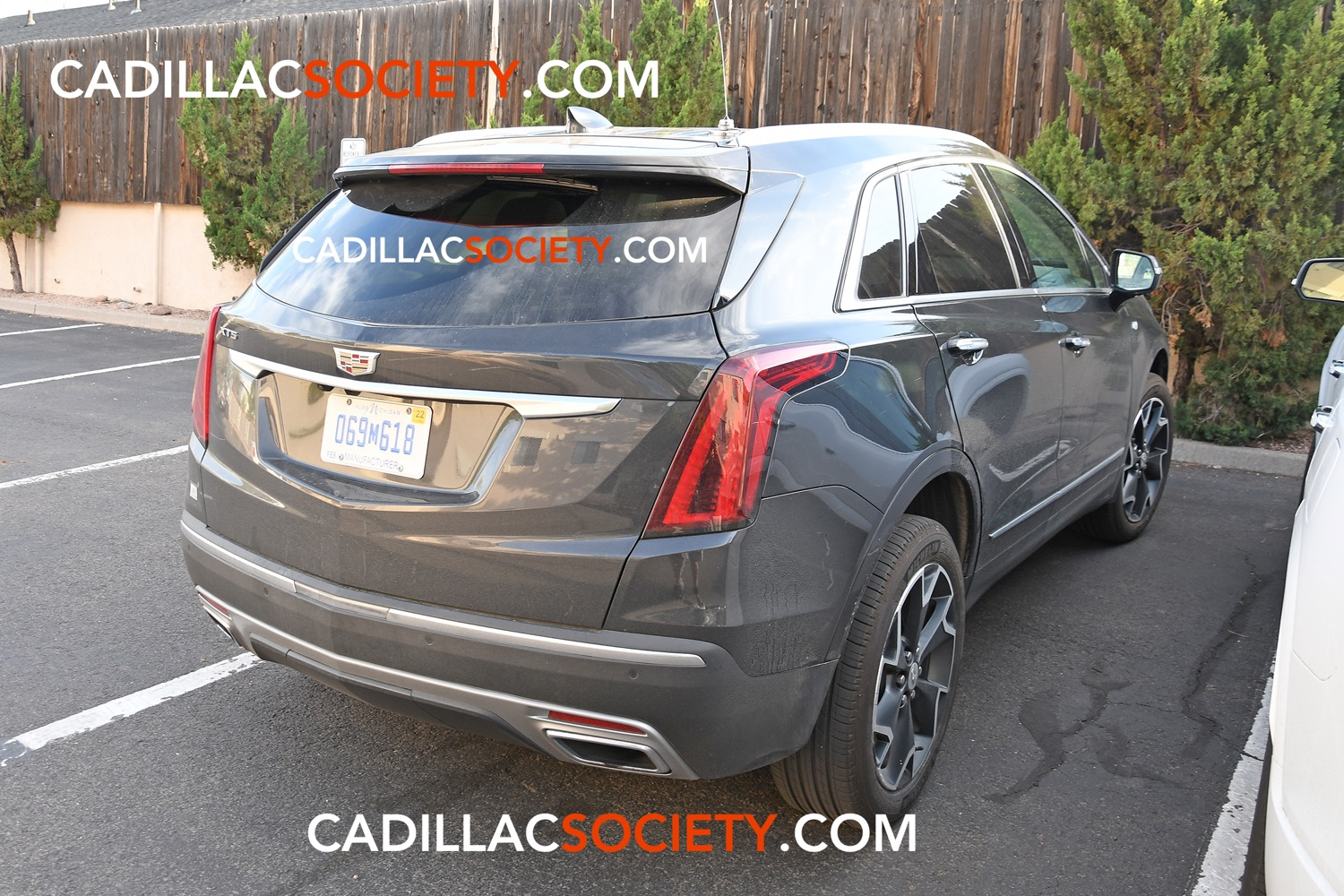 2020 Cadillac XT5: Refreshed, Changes, Release >> 2020 Cadillac Xt5 Refresh To Add Turbo Charged 2 0l Engine
