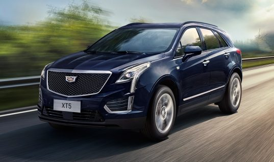 2020 Cadillac XT5 Refresh Officially Debuts