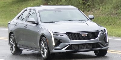 New Pictures Show Cadillac CT4-V In The Wild For The First Time