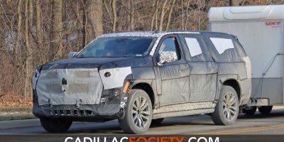 """Next-Gen Cadillac Escalade To Feature """"Huge"""" Center Screen"""