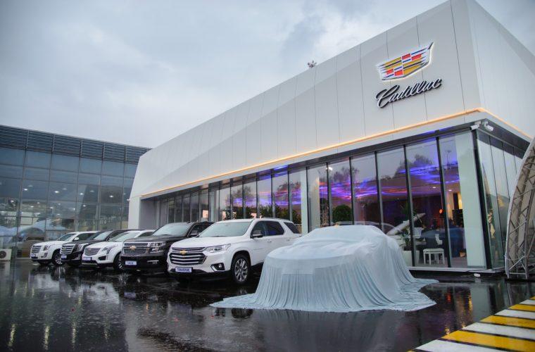 New Cadillac Dealership Opens In Kazakhstan