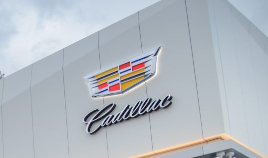 Cadillac Dealer Count To Be Reduced By 150 Stores Amid EV Push
