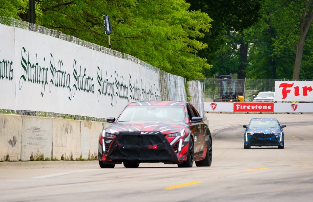 CTS-V ATS-V XTS-V CT6-V CT5-V CT4-V Cadillac V Racing Lanyards