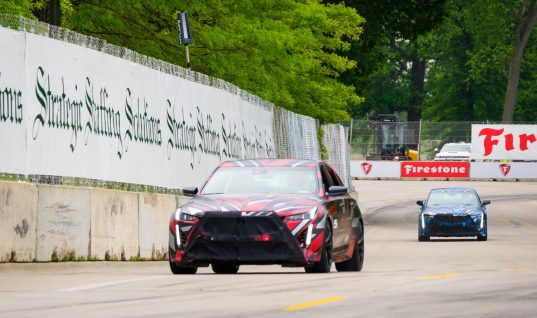 Higher-Performance Cadillac CT4-V, CT5-V Prototypes Shown In Detroit