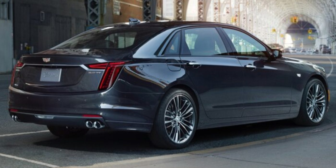2020 Cadillac CT6 Discontinues Sport Trim Level: Exclusive