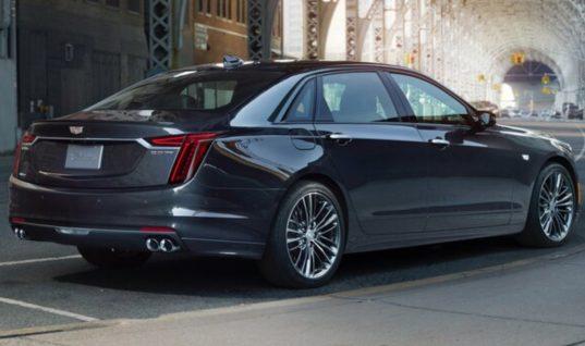 2020 Cadillac CT6 Discontinues Sport Trim Level: Exclusive