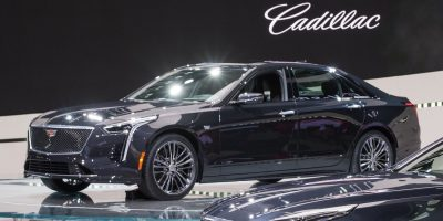 Cadillac CT6-V Makes More Torque Than Initially Thought