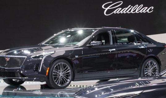 Cadillac CT6-V Deliveries Delayed Over Emissions