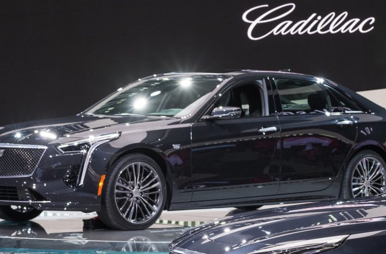 Cadillac CT6-V Not Coming To China: Exclusive