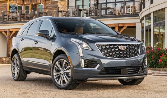 Cadillac XT5 Sales Decrease 18 Percent In Q3 2019