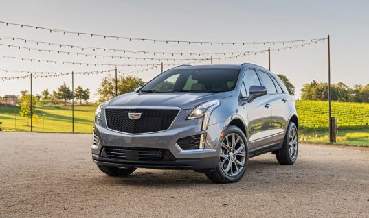 2020 Cadillac XT5 Refresh Makes U.S. Landing