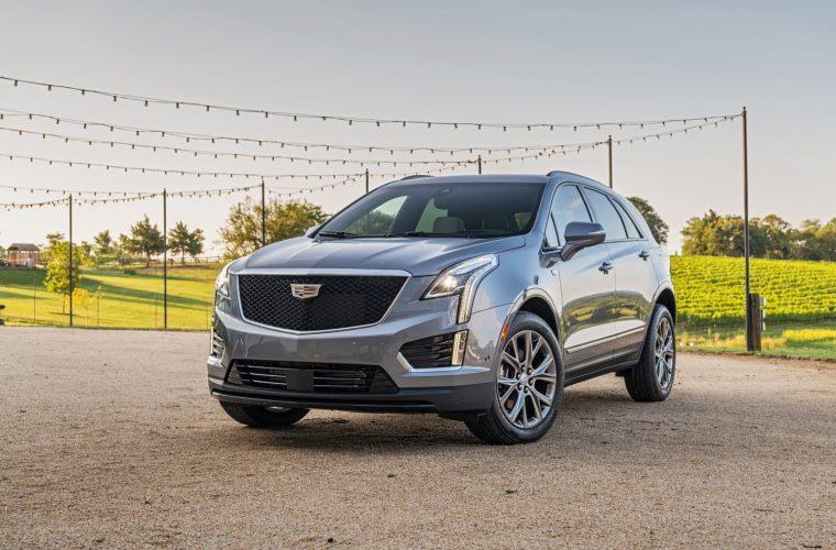2020 Cadillac XT5 Refresh Makes U.S. Landing