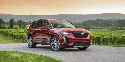 Cadillac XT6 Sales Total 4,316 Units In Q3 2019