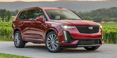 Here's The Target Market For The Cadillac XT6