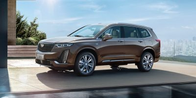 2020 Cadillac XT6 Misses Out On IIHS Top Safety Pick+ Award