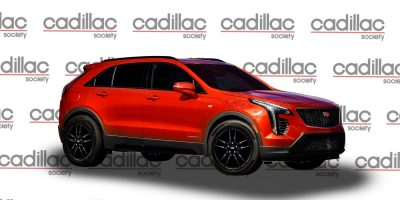 We Render The Potential Cadillac XT4-V