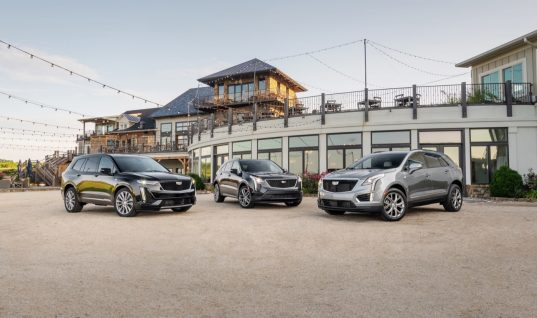 Cadillac Crossover Sales Grow Significantly In Q4 2019