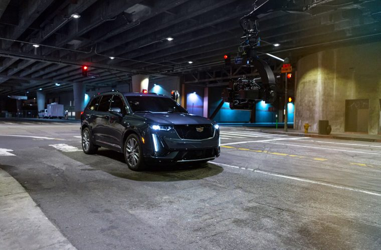 Cadillac XT6 Crew Ready Ad Campaign Launches: Video