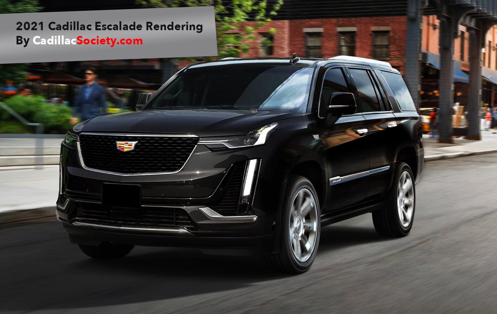 2021 Cadillac SRX New Concept
