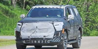 2021 Cadillac Escalade: Here's What We Know And Expect