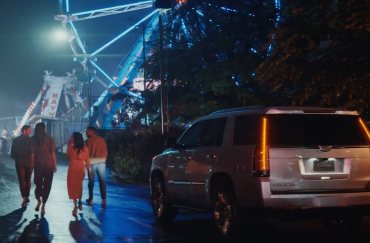 Summer Lights Cadillac Advertisement Is Super Vibey