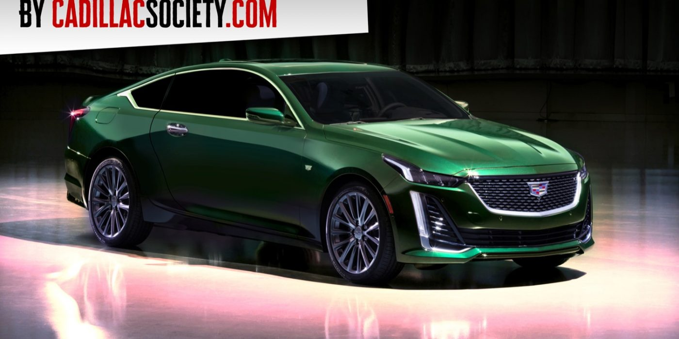 We Render The Cadillac CT5 Coupe