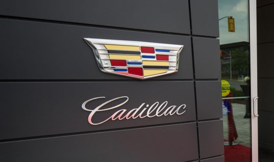 Cadillac Ranks Third In J.D. Power Website Evaluation Study