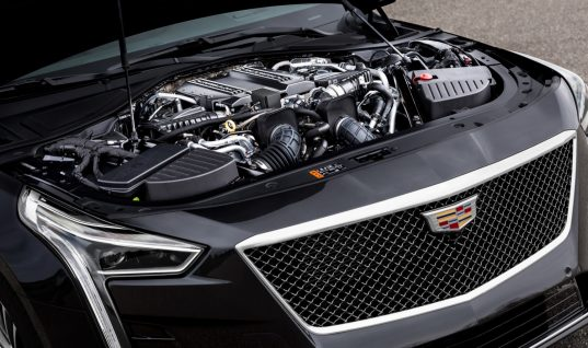 Cadillac Blackwing V8 Will Live On In New Limited Production Italian Car
