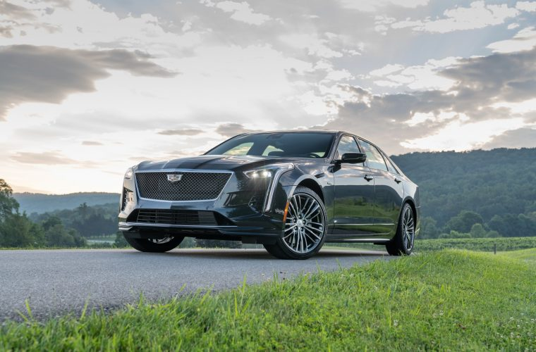 Report: Blackwing Engine Won't Appear In Escalade Or CT5-V Blackwing