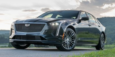 The Three Factory Wheel Options Of The Cadillac CT6-V