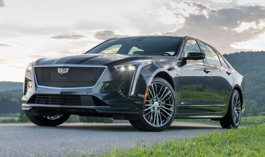 Cadillac President Reflects On Potential Cadillac CT6 Successor