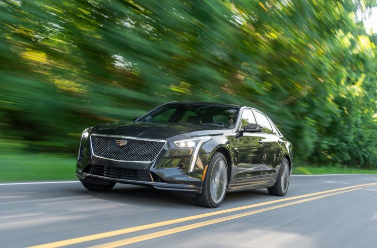'No Plans' To Bring Cadillac CT6-V To Europe