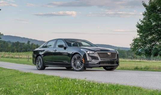 Cadillac CT6-V And Third-Gen CTS-V Prices Very Close On Used Car Market