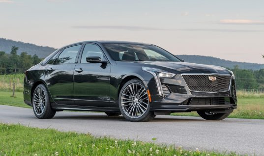 No Plans To Import Cadillac CT6 Sedan From China