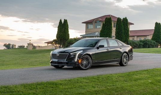 Video Shows Cadillac CT6-V 4.2L Blackwing V8 In Need Of Replacement