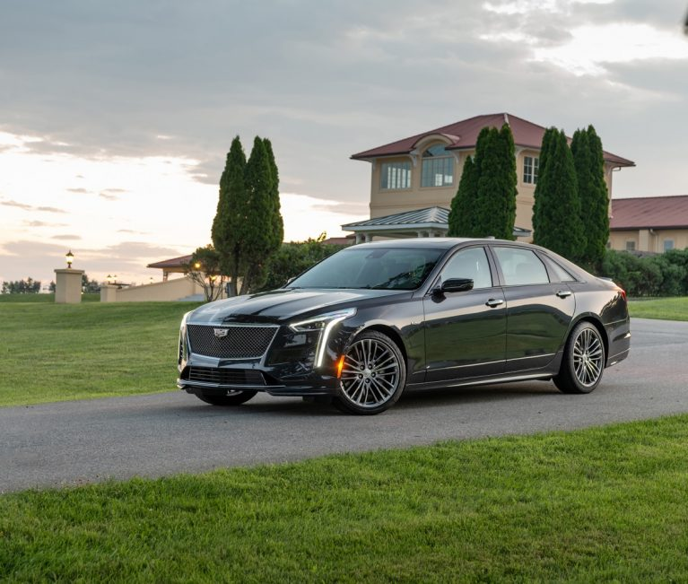 Here's The Gift Sent To Cadillac CT6-V Buyers