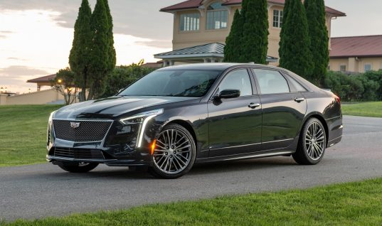 2019 Cadillac CT6-V Now Arriving At Dealers, Finally