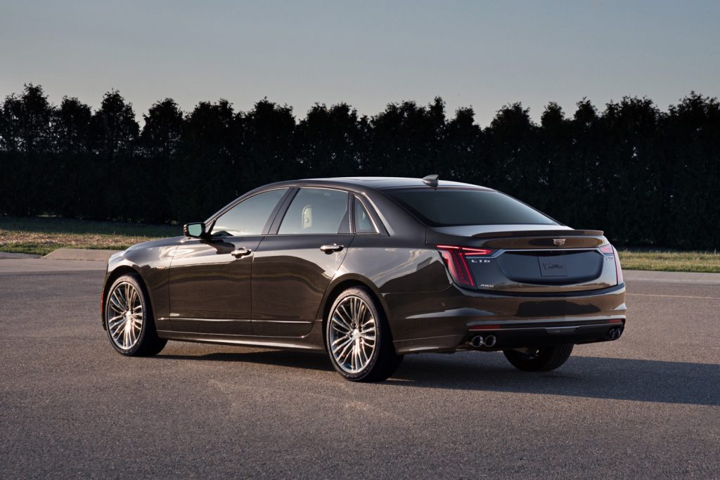 New CT6 discount offers are also applicable to the CT6-V performance variant.