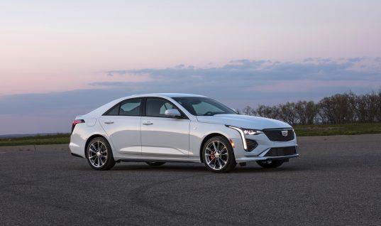 2020 Cadillac CT4 Unveiled With Upwards Of 325 Horsepower