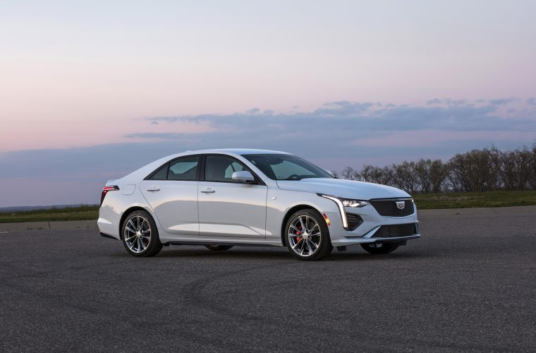 2020 Cadillac CT4 Unveiled With Upwards Of 325 Horsepower