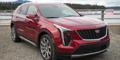 Cadillac XT4 Platinum Package Under Consideration