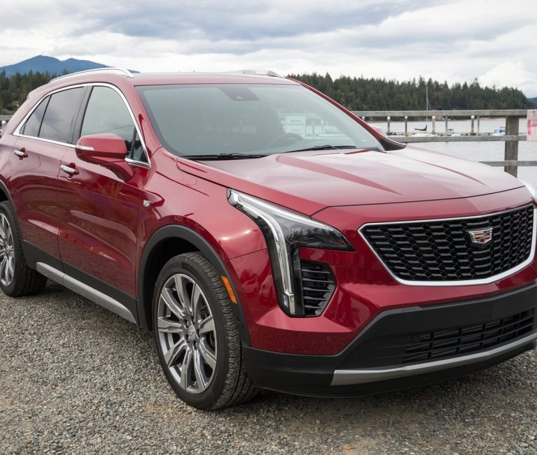 Cadillac XT4 Platinum Package Under Consideration