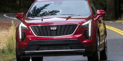 Cadillac XT4 Officially Announced For Europe With Diesel Engine